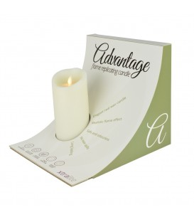Advantage Candle Counter Display Unit