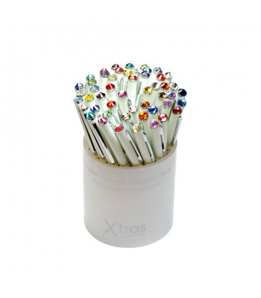 Crystal Pen Display - White