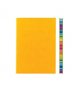 2018 Signature Chromatic A5 Diary - Yellow