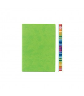 2018 Signature Chromatic A6 Diary - Green