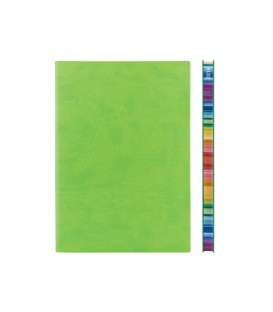 2018 Signature Chromatic A5 Diary - Green