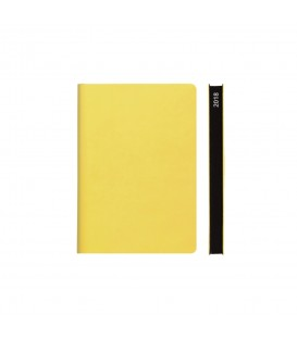 2018 Signature A6 Diary - Yellow