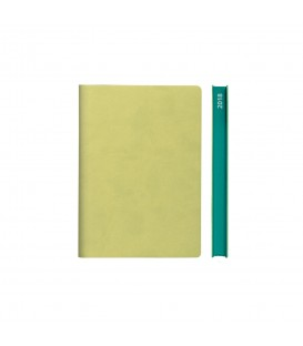 2018 Signature A6 Diary - Light Green