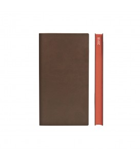 2018 Signature Pocket Diary - Brown