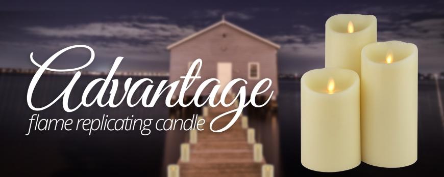 New Product - Advantage LED Candles