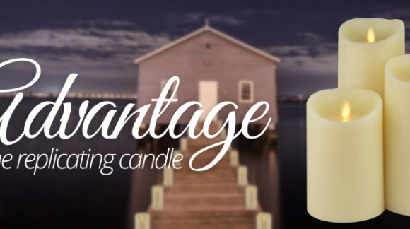 New Product - Advantage LED Candles