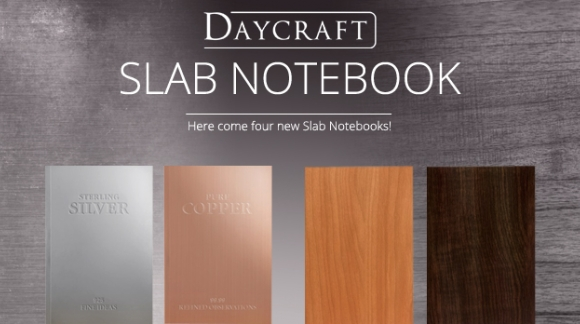 New Slab Notebooks