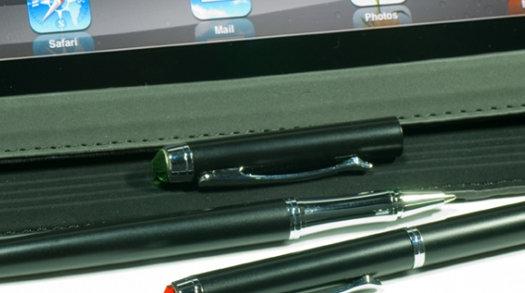 New Product - Crystal Touch Screen Stylus + Pen and Crystal Touch Screen Stylus