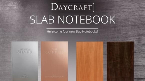 New Slab Notebooks